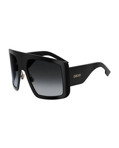 Solight1 Gradient Shield Sunglasses