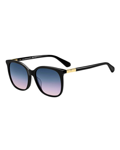 caylins square acetate sunglasses