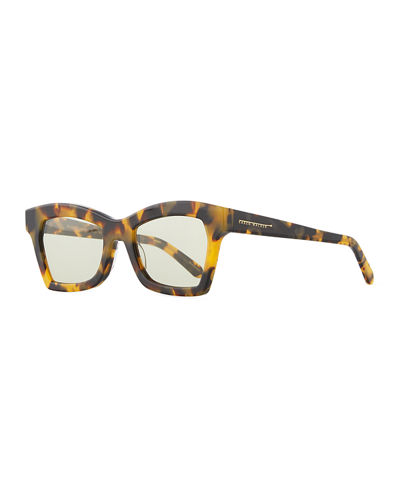 Blessed Cat-Eye Sunglasses