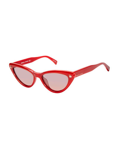 Brooke Cat-Eye Sunglasses