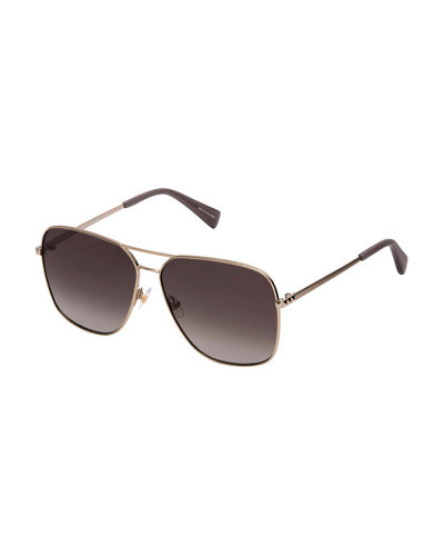 Stevie Square Metal Sunglasses