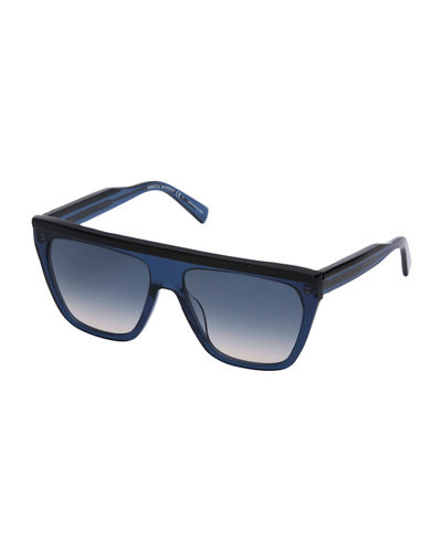 Jane Acetate Shield Sunglasses
