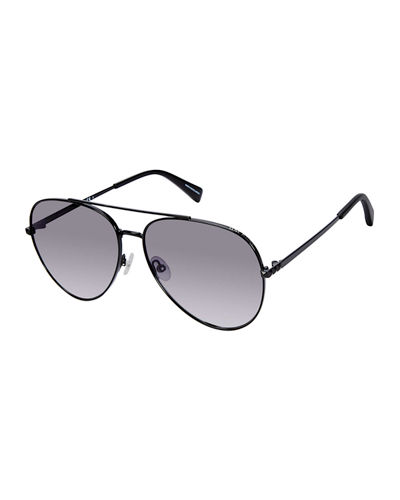 Stevie Metal Aviator Sunglasses