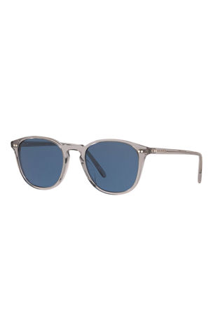 Oliver Peoples Forman Square Polarized Sunglasses
