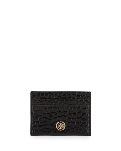 Robinson Embossed Card Case