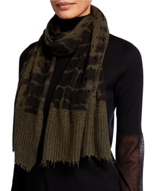 6f7e8faa554 Designer Scarves & Wraps for Women at Neiman Marcus