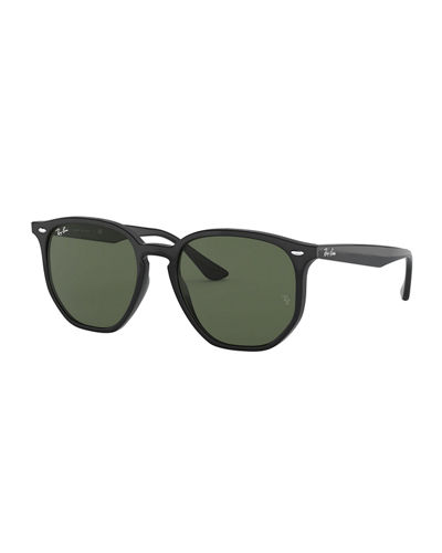 Ray-Ban Rectangle Monochromatic Sunglasses