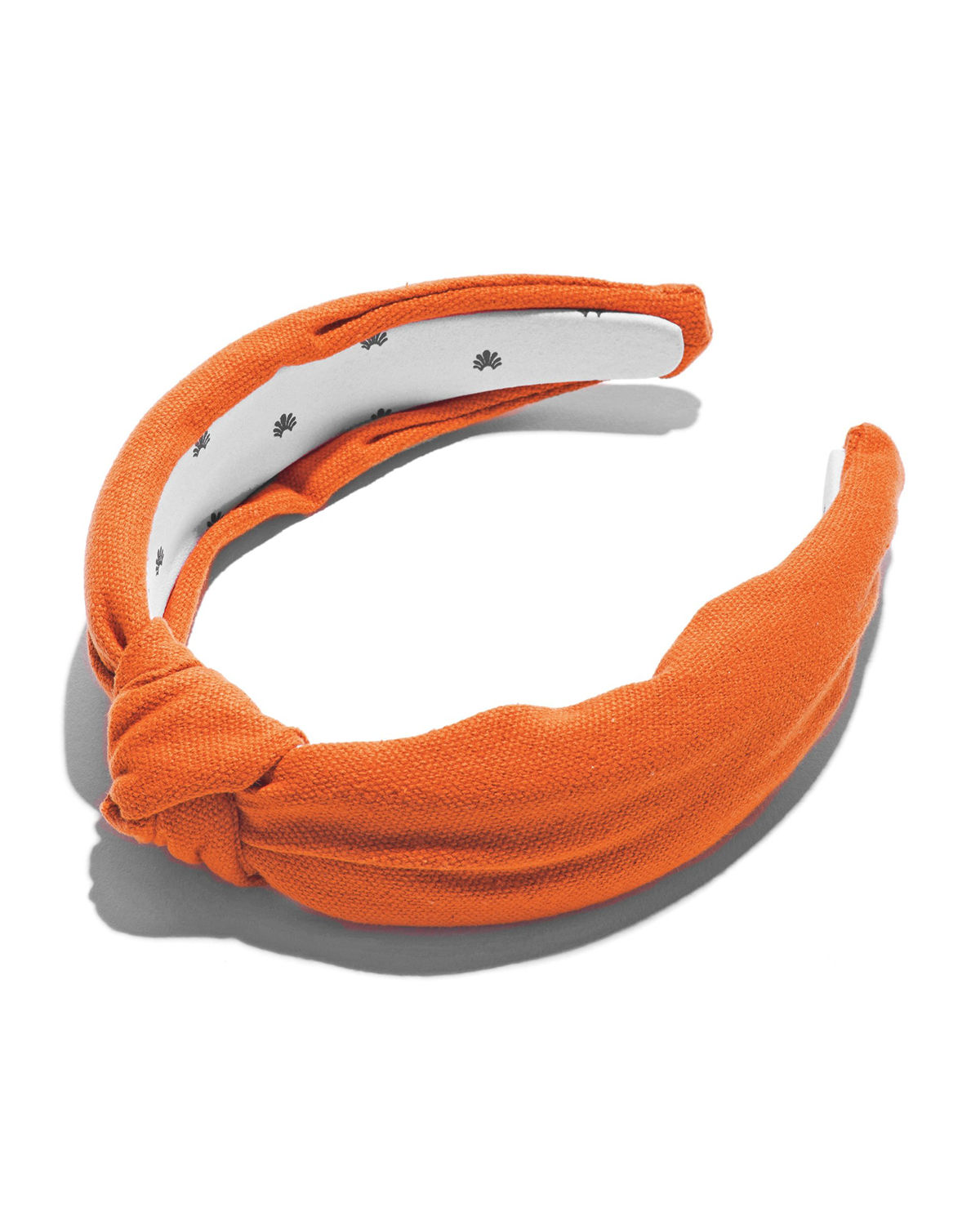 Lele Sadoughi Accessories WOVEN COTTON KNOTTED HEADBAND