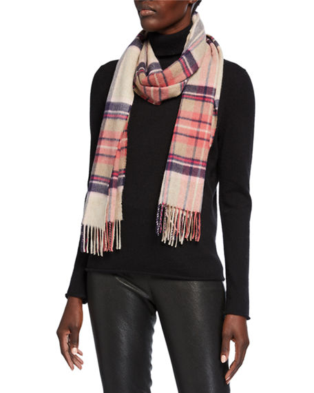 Johnstons Of Elgin Icon Large Cashmere Scarf