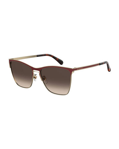 Square Stainless Steel Sunglasses