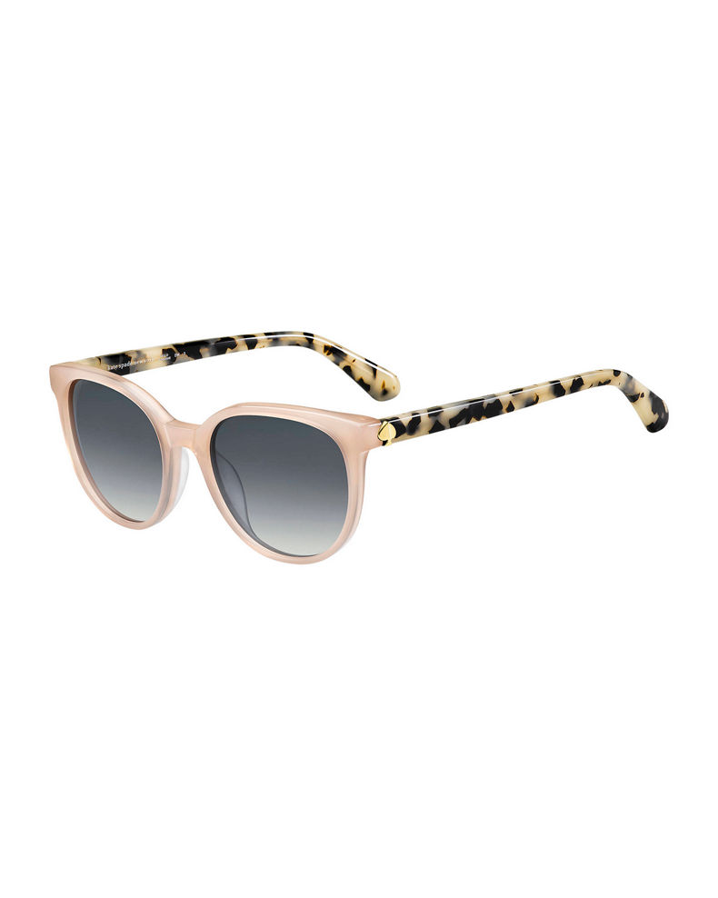 kate spade new york melanies round acetate sunglasses