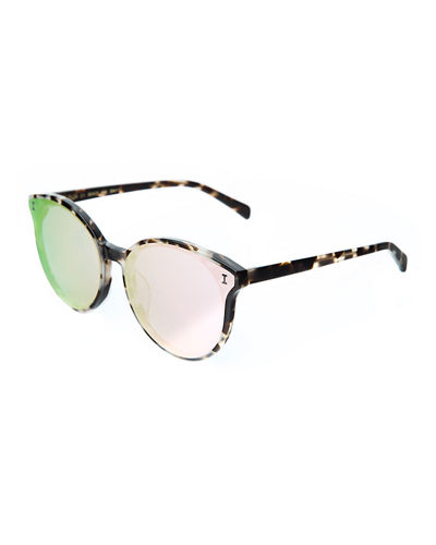 Helen Acetate Cat-Eye Sunglasses