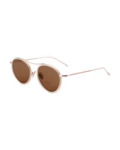 Buena Vista Aviator Sunglasses