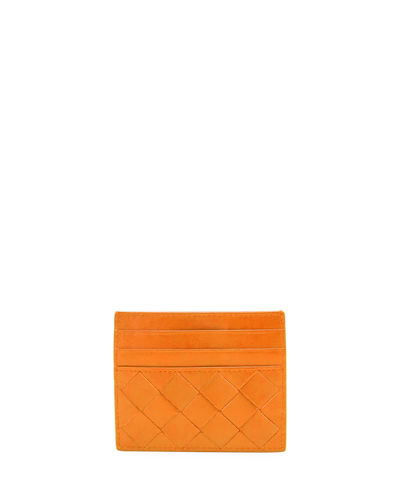 Women Ultra-thin Retro Button With Card Holders Square Long Wallet BRCE