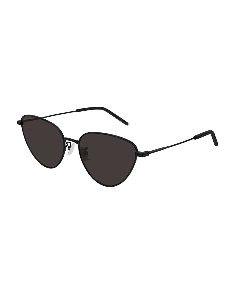 Saint Laurent Metal Cat-Eye Sunglasses
