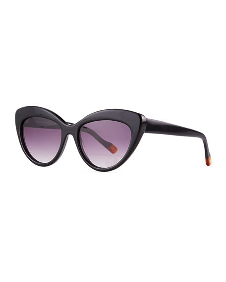 Le Specs Luxe Maurmaur Cat-Eye Sunglasses