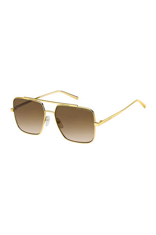 The Marc Jacobs Square Metal Sunglasses