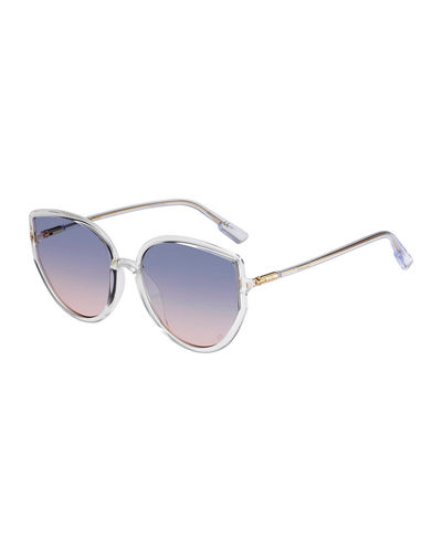SoStellaire4 Butterfly Sunglasses
