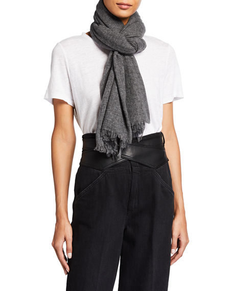 TSE for Neiman Marcus Superfine Recycled Cashmere Scarf