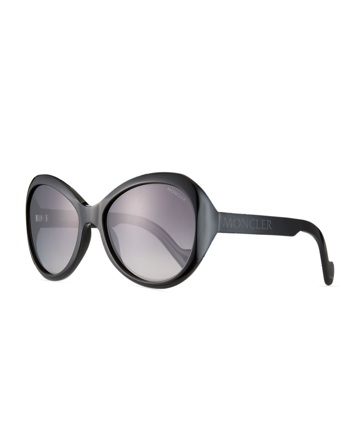 Moncler ACETATE BUTTERFLY SUNGLASSES