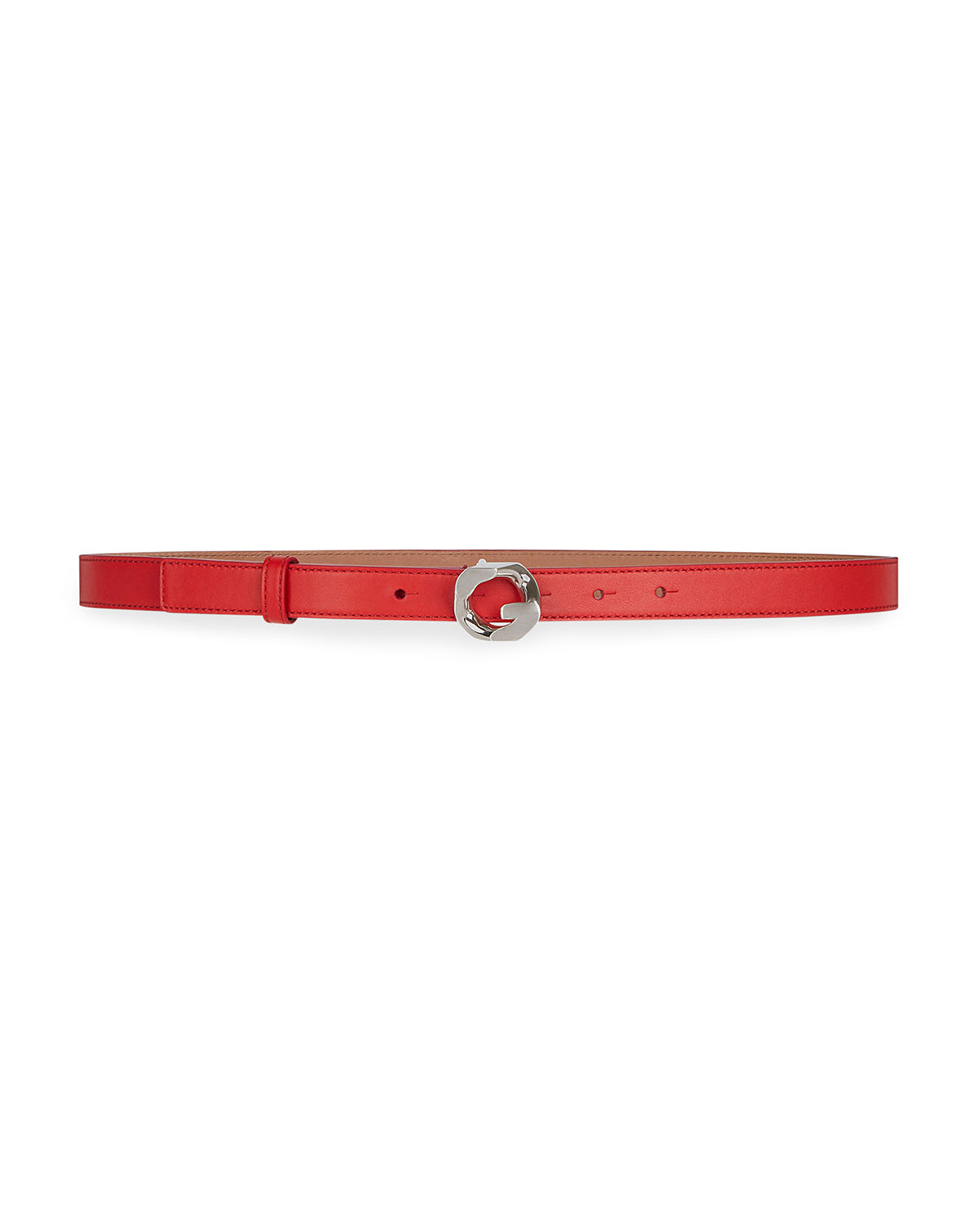G Chain 20mm Leather Belt