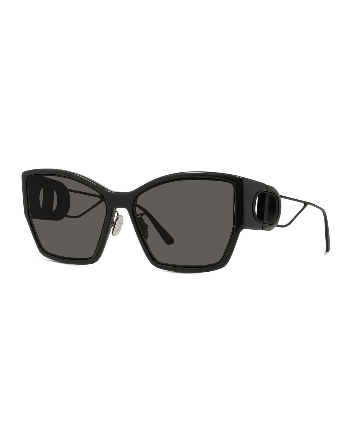 Injection Plastic Butterfly Sunglasses