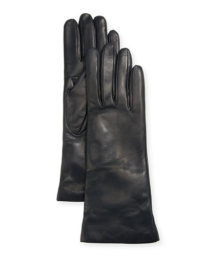 5272aa88f1074 Quick Look. Portolano · Four-Button Leather Gloves