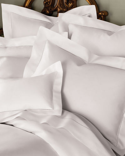Boudoir 1,020 Thread Count Solid Sateen Sham