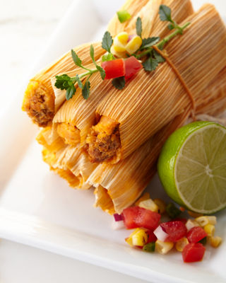 Image 1 of 4: 72 Handmade Tamales, For 18-24 People