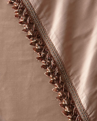 "Each 90""L Crystal Palace Imperial Silk Curtain"