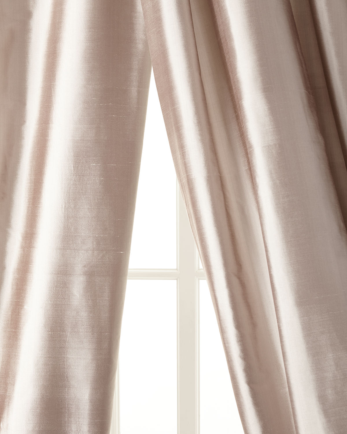 Amity Home Radiance Silk Curtain, 108