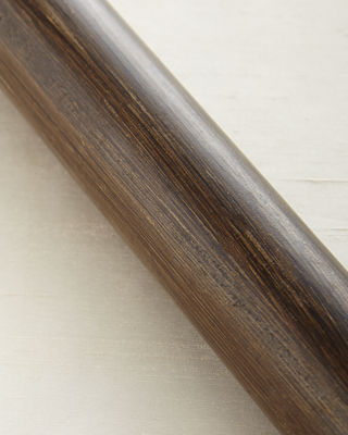 Image 1 of 2: 8'L Smooth Wood Drapery Rod