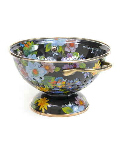 Small Flower Market Colander