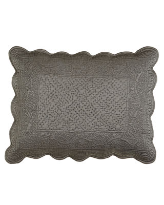 King Tudor Quilted Sham