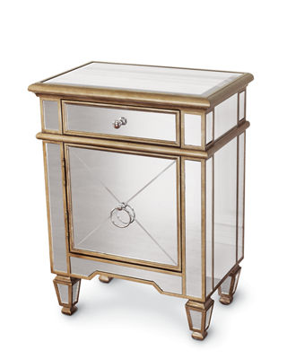 Image 1 of 6: Iris Mirrored Chest