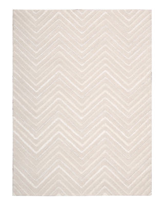 Dimension Chevron Rug, 4' x 6'