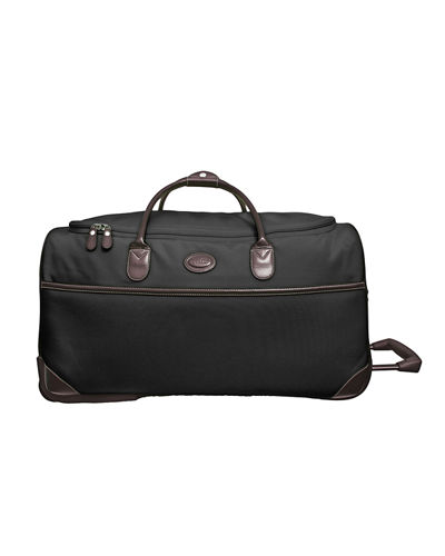 Black Pronto 28 Rolling Duffel Luggage