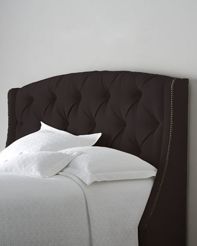 Bernhardt Rami Wing Tufted Headboard