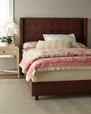 Parlin Tufted California King Bed