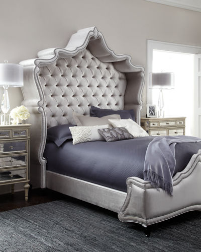Antoinette California King Bed