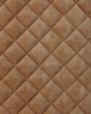 Image 2 of 2: Elite European Quilted Velvet Sham