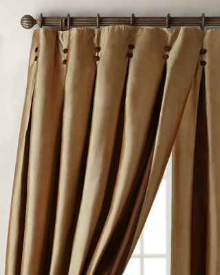 Amity Home Each 108l Inverted Pleat Curtain