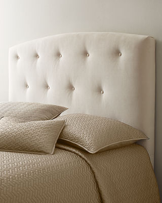 Hampton Headboard & Matching Items