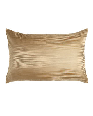 Donna Karan Home Reflection Standard Jacquard Stripe Sham