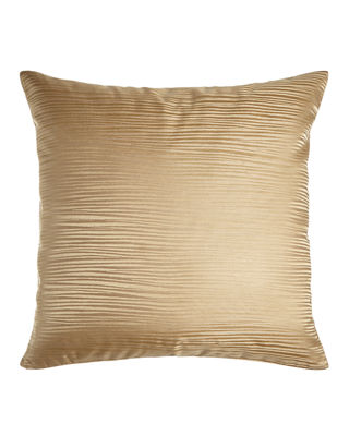 Donna Karan Home Reflection Jacquard Stripe European Sham