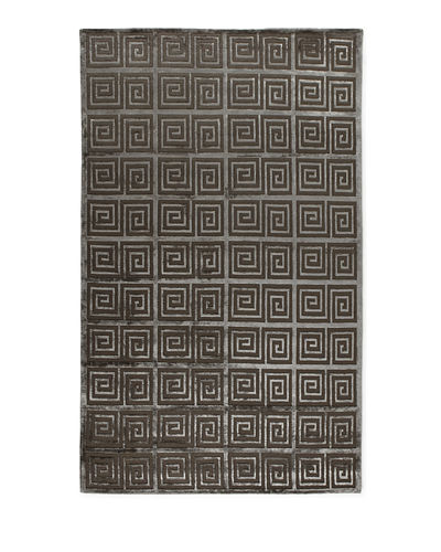 Diona Greek Key Rug, 8' x 10'