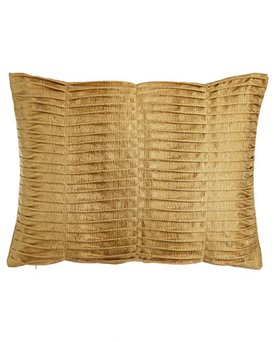 Glamour European Sham with Pleats