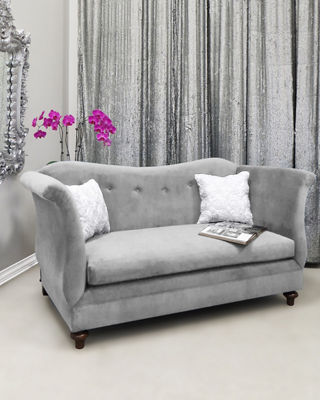 Glamour Settee