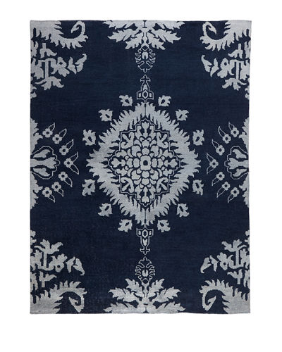 Livingston Hand-Knotted Rug, 4' x 6'