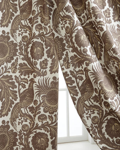 Scalamandre Maison by Eastern Accents Haveford Curtains
